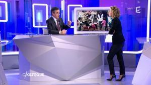 Caroline Roux dans C Politique - 07/02/16 - 30