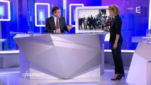 Caroline Roux dans C Politique - 07/02/16 - 31