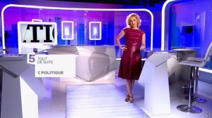 Caroline Roux dans C Politique - 08/05/16 - 01