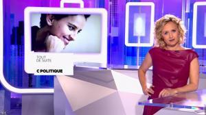 Caroline Roux dans C Politique - 08/05/16 - 04