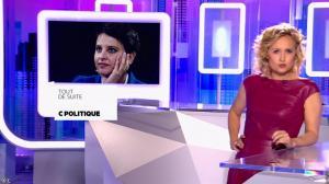 Caroline Roux dans C Politique - 08/05/16 - 05