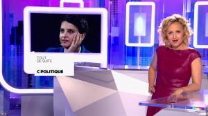 Caroline Roux dans C Politique - 08/05/16 - 06