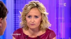 Caroline Roux dans C Politique - 08/05/16 - 17