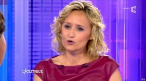Caroline Roux dans C Politique - 08/05/16 - 20