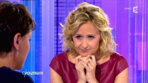 Caroline Roux dans C Politique - 08/05/16 - 23