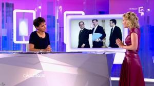 Caroline Roux dans C Politique - 08/05/16 - 27