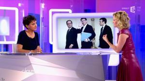 Caroline Roux dans C Politique - 08/05/16 - 28
