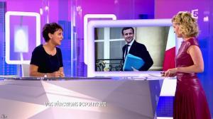 Caroline Roux dans C Politique - 08/05/16 - 31