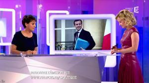 Caroline Roux dans C Politique - 08/05/16 - 32