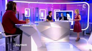 Caroline Roux dans C Politique - 08/05/16 - 33