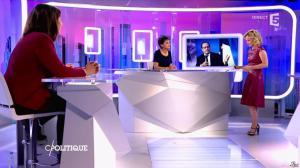 Caroline Roux dans C Politique - 08/05/16 - 34