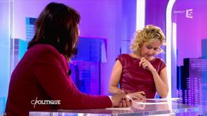 Caroline Roux dans C Politique - 08/05/16 - 40