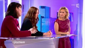 Caroline Roux dans C Politique - 08/05/16 - 44