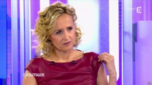 Caroline Roux dans C Politique - 08/05/16 - 46