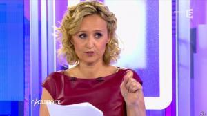 Caroline Roux dans C Politique - 08/05/16 - 47