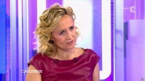 Caroline Roux dans C Politique - 08/05/16 - 49