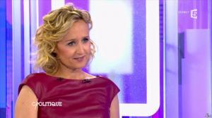 Caroline Roux dans C Politique - 08/05/16 - 50