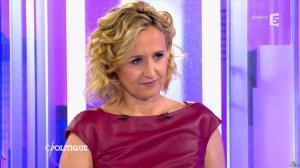 Caroline Roux dans C Politique - 08/05/16 - 51