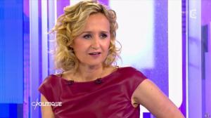Caroline Roux dans C Politique - 08/05/16 - 53