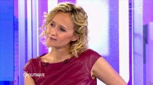 Caroline Roux dans C Politique - 08/05/16 - 54