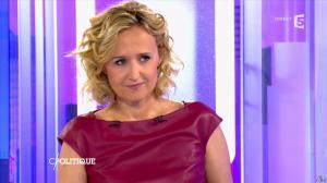 Caroline Roux dans C Politique - 08/05/16 - 57