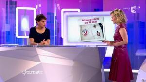 Caroline Roux dans C Politique - 08/05/16 - 62