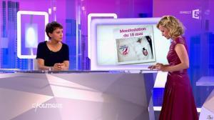Caroline Roux dans C Politique - 08/05/16 - 63