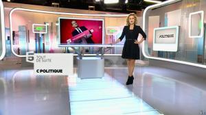 Caroline Roux dans C Politique - 08/11/15 - 03