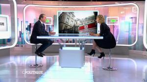 Caroline Roux dans C Politique - 08/11/15 - 07