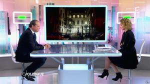 Caroline Roux dans C Politique - 08/11/15 - 08