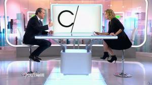 Caroline Roux dans C Politique - 08/11/15 - 10