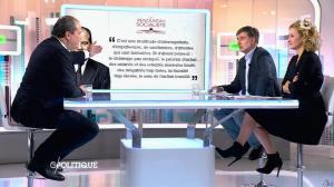 Caroline Roux dans C Politique - 08/11/15 - 13