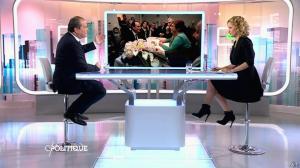 Caroline Roux dans C Politique - 08/11/15 - 14