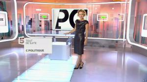 Caroline Roux dans C Politique - 11/10/15 - 001