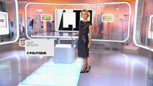 Caroline Roux dans C Politique - 11/10/15 - 002