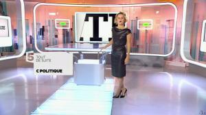 Caroline Roux dans C Politique - 11/10/15 - 003