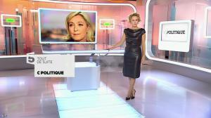 Caroline Roux dans C Politique - 11/10/15 - 009