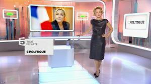 Caroline Roux dans C Politique - 11/10/15 - 013