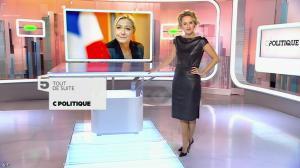 Caroline Roux dans C Politique - 11/10/15 - 014