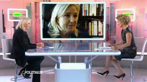 Caroline Roux dans C Politique - 11/10/15 - 015