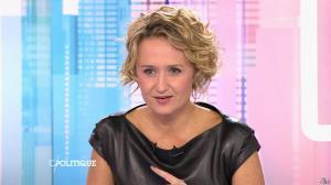 Caroline Roux dans C Politique - 11/10/15 - 017