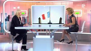 Caroline Roux dans C Politique - 11/10/15 - 021