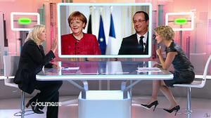 Caroline Roux dans C Politique - 11/10/15 - 025