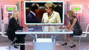 Caroline Roux dans C Politique - 11/10/15 - 027
