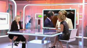 Caroline Roux dans C Politique - 11/10/15 - 029
