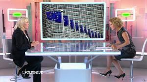 Caroline Roux dans C Politique - 11/10/15 - 030