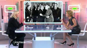 Caroline Roux dans C Politique - 11/10/15 - 034