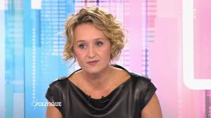 Caroline Roux dans C Politique - 11/10/15 - 036