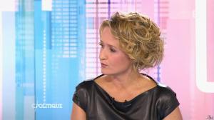 Caroline Roux dans C Politique - 11/10/15 - 042