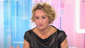 Caroline Roux dans C Politique - 11/10/15 - 044